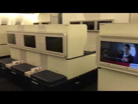 Philippine Airlines Mabuhay Business Class Vancouver to Manila on Boeing 777-300ER
