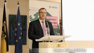 DEKRA - Stefan Kölbl -Verkehrssicherheitsreport 2016