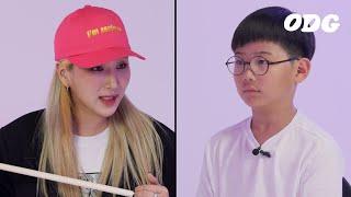 Korean Kids review Hip Hop lyrics