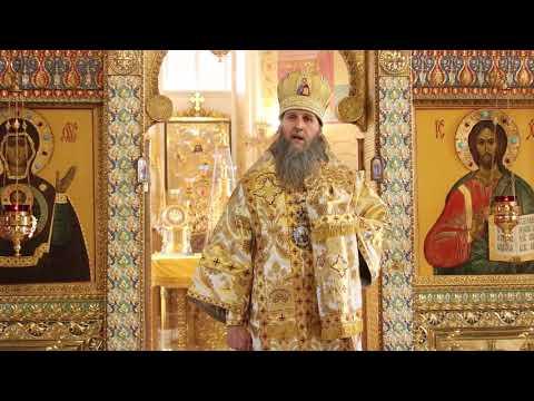 Митрополит Даниил: Когда человек находит Христа, он готов отдать всё земное