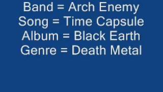 Arch Enemy - Time Capsule