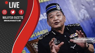 "MGTV LIVE : ""PDRM terbeban dengan isu-isu yang tak sepatutnya"" -KPN"