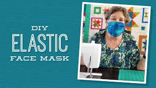 How To Make An Easy Face Mask Thats Washable And Reusable With Spare Fabric