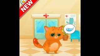 Котик Бубу скачать бесплатно на андроид  для детей Лечим хвост видео 3 серия играть онлайн