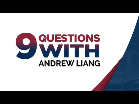 9 Questions with Andrew Liang | Jefferson Wall
