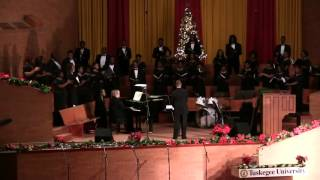 Tuskegee University Golden Voice Christmas Concert