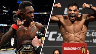 UFC 253: Adesanya vs Costa - Undefeated vs Undefeated