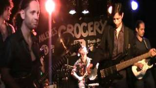 Zandelle - Christmas Eve / Sarajevo 12/24 (T.S.O. Tribute) (live at Arlene's Grocery 12-17-10)