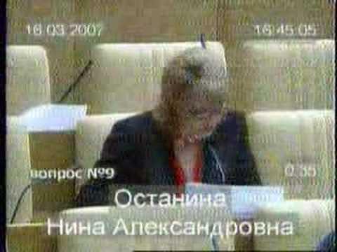 """16-03-2007 Изменения в законе о """"Статусе военнослужащих"""""""