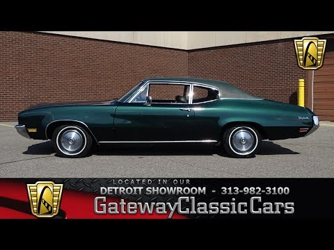 Video of '71 Skylark - LH95
