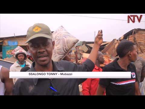 Ebibanda by'embaawo biyidde mu muliro e Banda