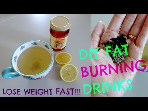 Fat Cutter Drink | DIY Weight Loss Drinks Remedy | Lose 5 Kgs in 5 Days