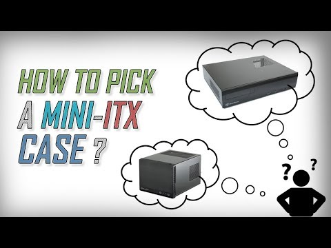Smallest mini itx case which can hold 1050ti  (GEEEK A20) - смотреть