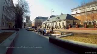 Лаврушинский переулок - Третьяковская галерея - метро Третьяковская