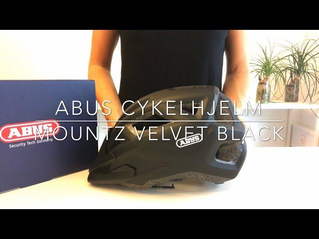 Видео Шолом Abus Mountz Celeste Green