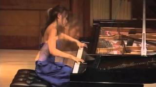 Yuja Wang chopin ballade 1 (video)