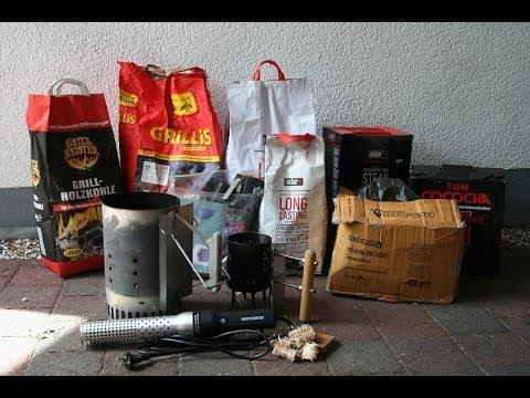 Tutorial: Wissenswertes über Grillkohle und Temperatursteuerung am Holzkohlegrill