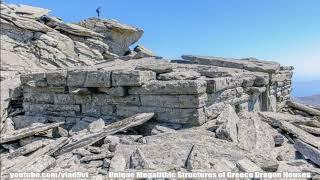 Unikalne megalityczne konstrukcje greckich smoków-nagranie w j.rosyjskim