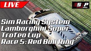 Sim Racing System Laborghini Super Trofeo Championship: Week 5: Red Bull Ring