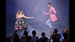 Pretty Crazy 容祖兒演唱會 第11場嘉賓 最受歡迎男歌手 古天樂