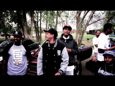 INNERSTATE IKE FEAT. HAWKMAN, YOUNG DOE & MIC T - REPP MY AVE  (PROD BY MO HEAT)