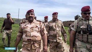 Leger Irak jaagt op ondergedoken IS-strijders - RTL NIEUWS