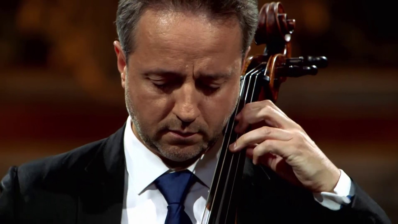 Suites violoncelle J.S. Bach – Marc Coppey