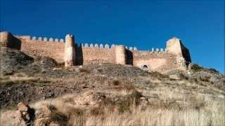 preview picture of video 'Castillo de Clavijo'