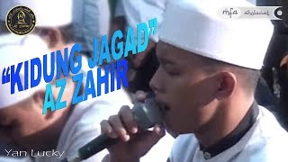 KIDUNG JAGAD AZ ZAHIR - Voc. Yan Lucky ft Taqim Live Bacin Kudus | MFA Sholawat Channel