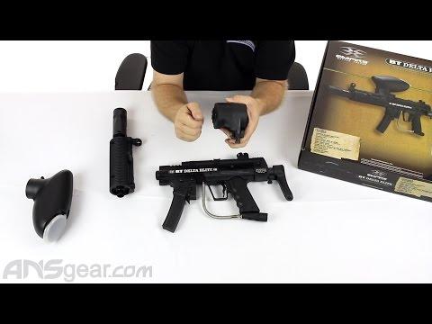 Empire Delta Elite Paintball Gun – Review