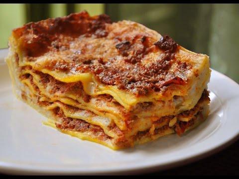 Best Lasagna Recipes 2015 | Recipes By Chef Ricardo