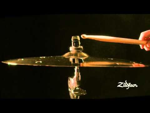 "ZILDJIAN 16"" A Custom efx Činel efektový"