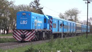 preview picture of video 'GE U-12 F612 rumbo a Libertad (12-09-2014)'