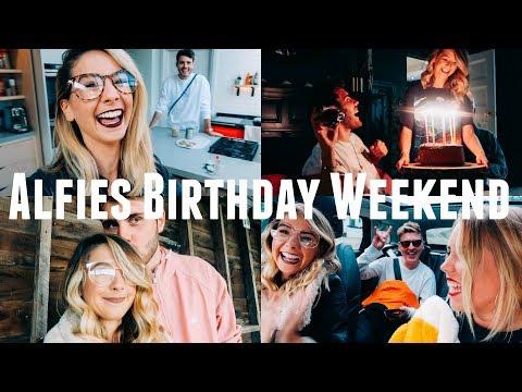 ALFIES BIRTHDAY WEEKEND (видео)