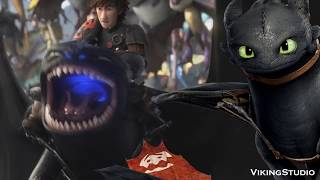 TOP 10 ♥ Stronger Dragons {HTTYD} The Best Dragons;
