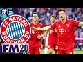PLAYING FM20 FOR THE FIRST TIME! | FM20 BAYERN CAREER MODE #1