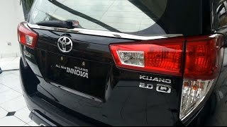 All New Kijang Innova Diesel Tanduk Depan Grand Veloz Toyota 2019 Price Spec Reviews Promo For February Q Luxury 2016
