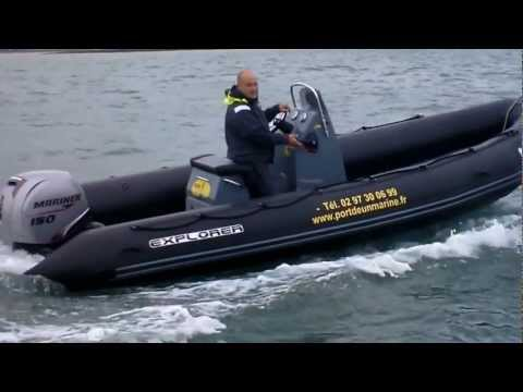 BOMBARD EXPLORER 600 2012