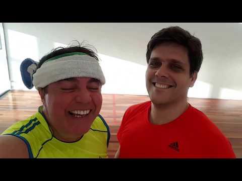 Squash em Belém Brasil 03/01/2018