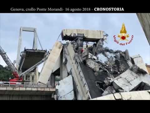 MICROFONO APERTO: LA TRAGEDIA DEL PONTE MORANDI
