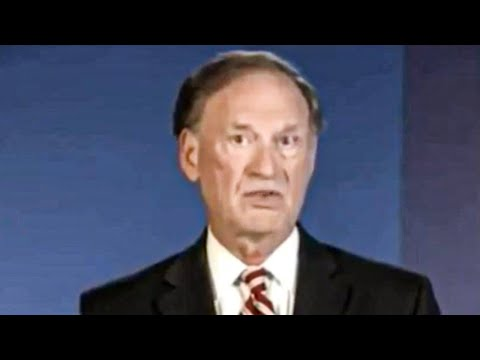Samuel Alito Gives Dangerous Speech Showing Where Supreme Court is Heading