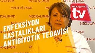 Enfeksiyon Hastalıkları ve Antibiyotik Tedavisi || Medical Park   TV