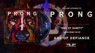 PRONG - Edge of sanity