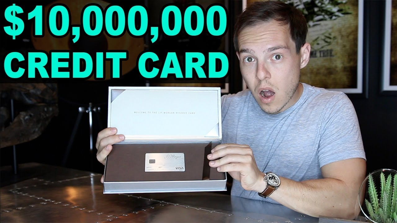 Unpacking The $10 Million Dollar Invite-Only Charge Card: The JP Morgan Reserve thumbnail