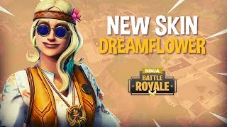 *NEW* Dreamflower Skin!! - Fortnite Battle Royale Gameplay - Ninja