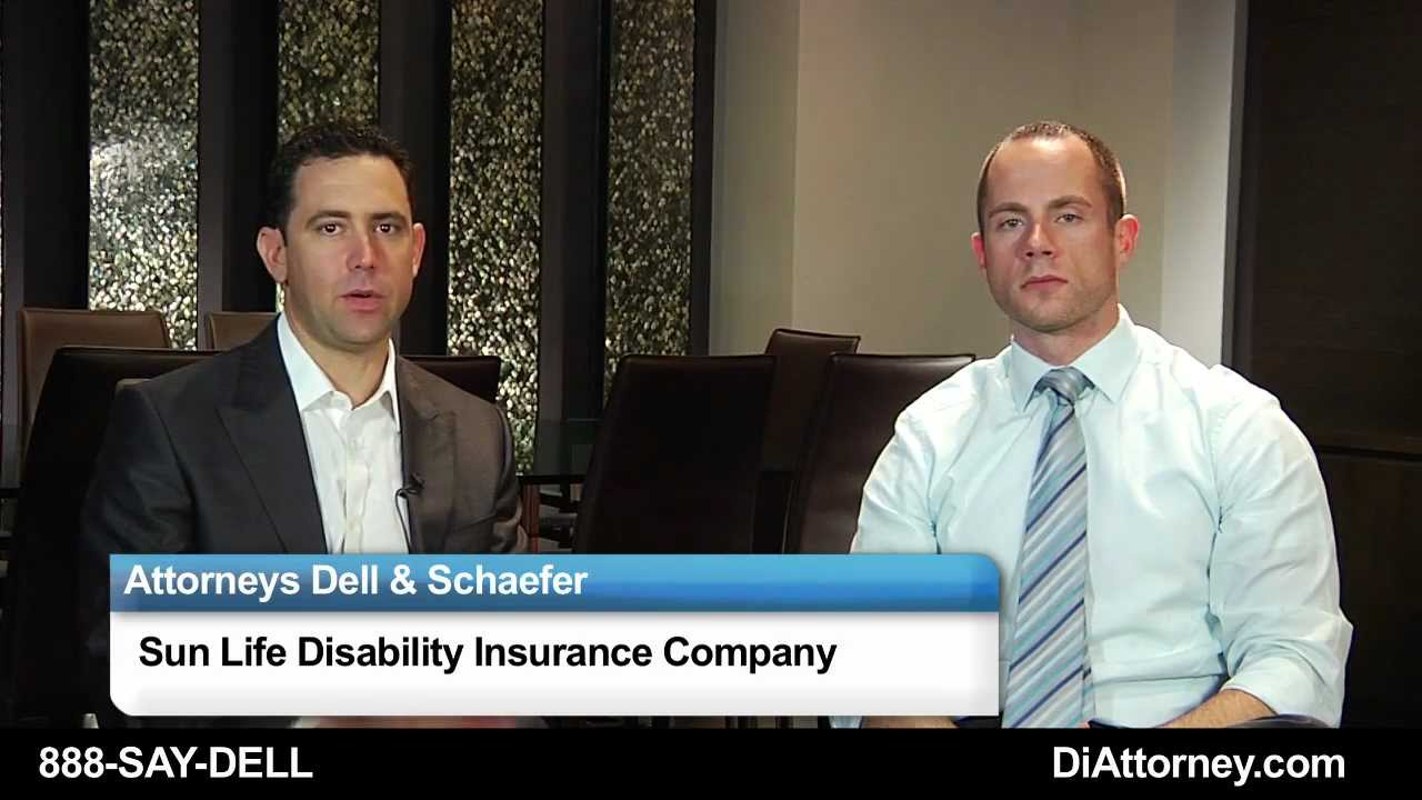 Tax Bill May Threaten Disability >> Attorneys For Sun Life Disability Claims