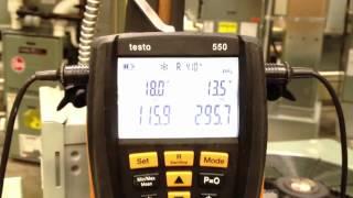 Testo 550 Features Overview II