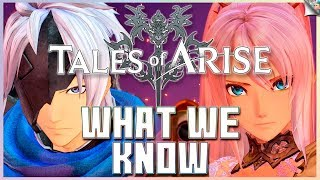 Tales of Arise: Everything We Know So Far | Release Date, Story, Dual Audio, Trailer Secrets & More!
