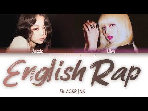 BLACKPINK Jennie Lisa rape in English