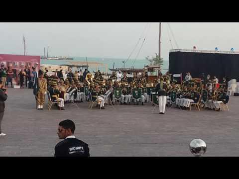 Pakistan Army Band Performing in Doha Qatar - 26-Jan-2017